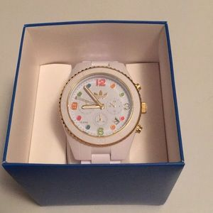 Adidas Brisbane Dial Chronograph Ladies Watch